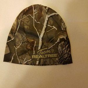 Signature Realtree hat